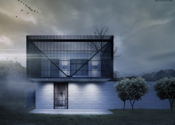 Arch-Viz master class (3D max with V-Ray)