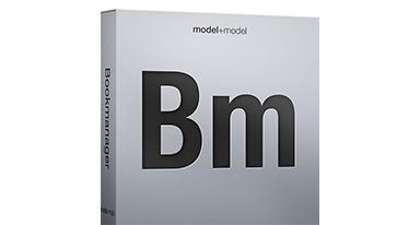 Bookmanager 3d max script
